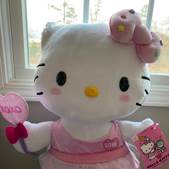 Hello Kitty Valentine's 2021 Door Greeter